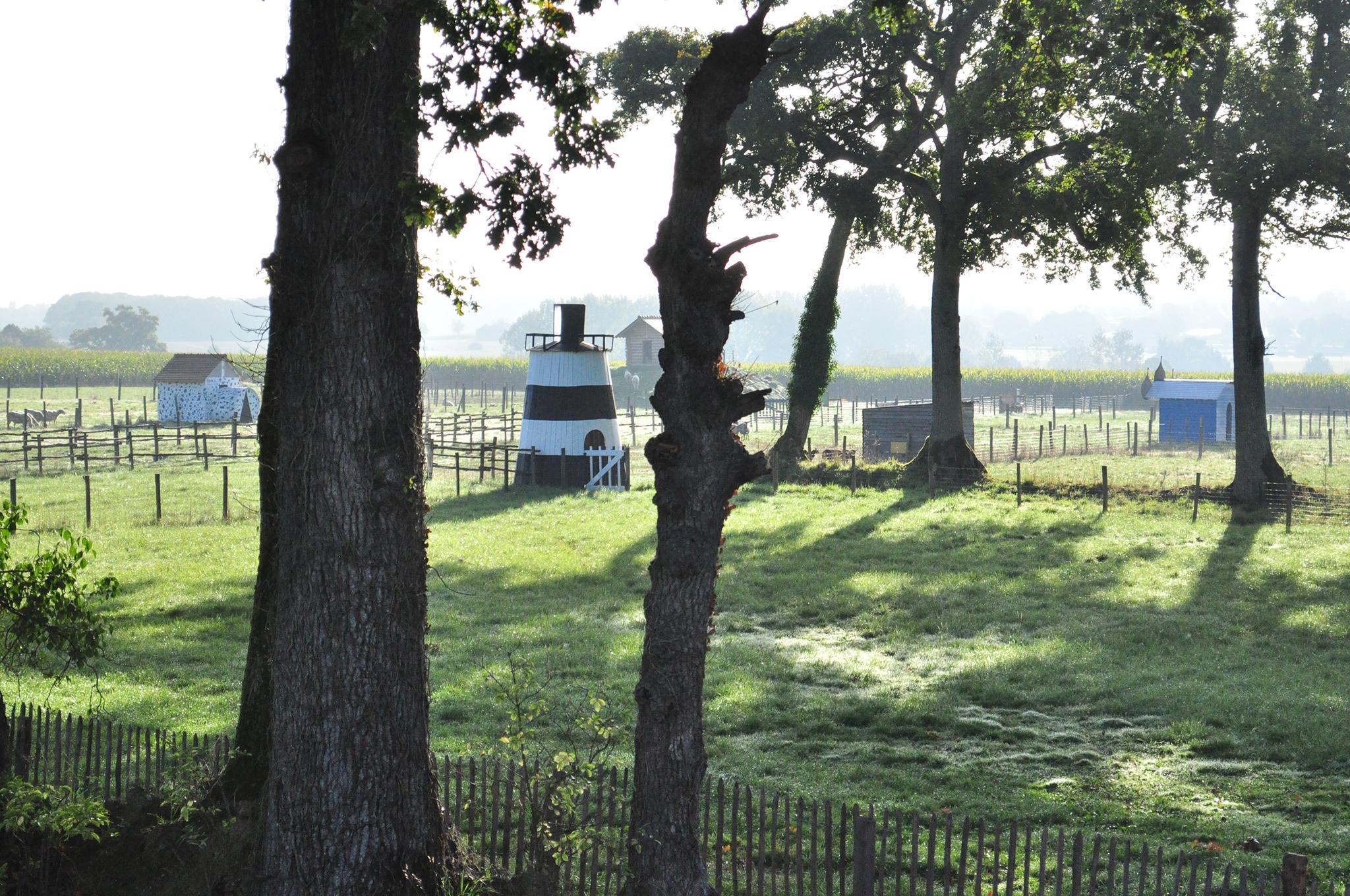 La bergerie du Château